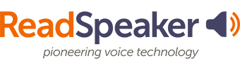 ReadSpeaker Logo for Chatbot Partners